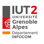 logo IUT 2 Grenoble Alpes